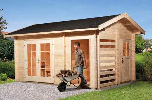 Gartenhaus 150 300x450