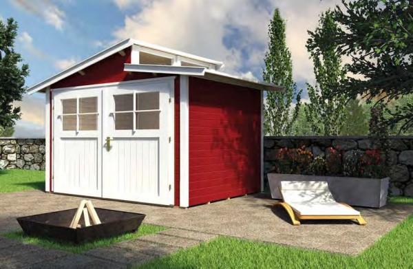 Gartenhaus 226 Größe 1 209x205