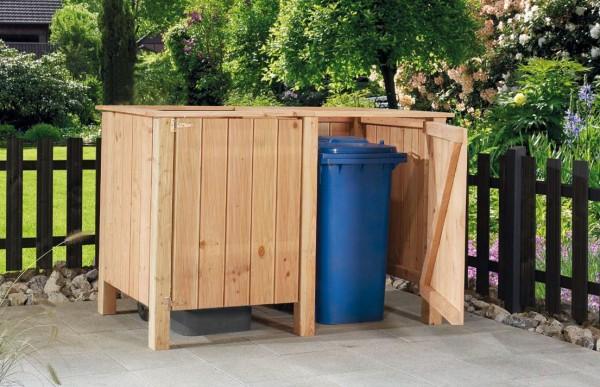 Mülltonnenbox Smart 1 für 120 ltr. Tonnen