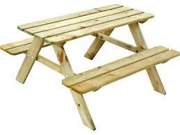 Reduziert: Kinder-Picknicktisch
