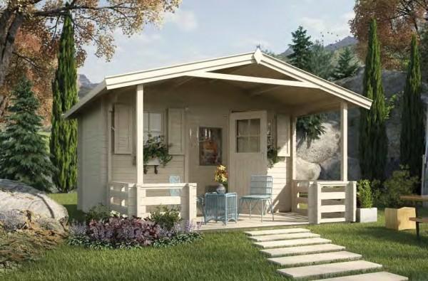 Weekendhaus 138 A Größe 1 300x380