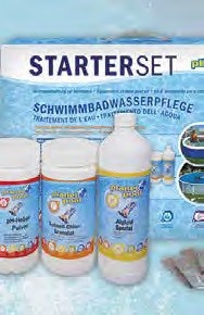 """Pflege-Set """"DeLuxe"""" Starter Kit"""