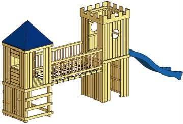 Spielburg Arthur 3 Größe 124x728