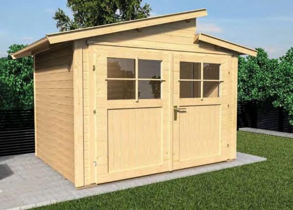 Gartenhaus 226 Größe 2 239x235