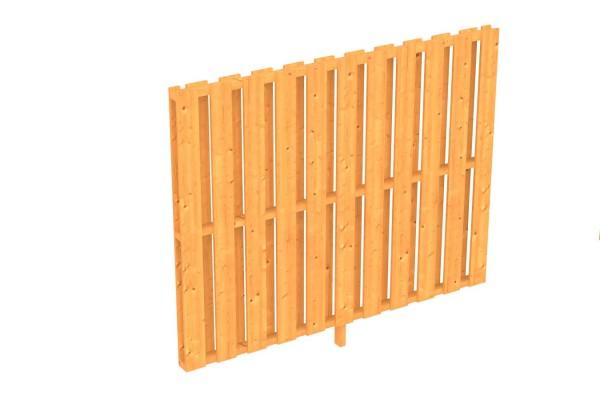 Seitenwand Deckelschalung Tiefe bis 250 cm Zubehör Terrassenüberdachung