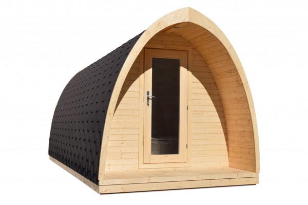 Schlafhütte Gartenpod Iglu Deluxe